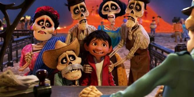 """""""Coco"""" se estrena en México antes que en EEUUpara el Día de Muertos"""