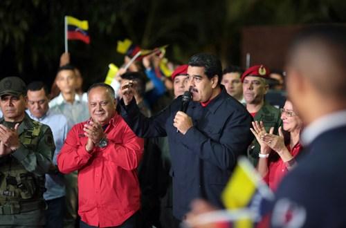 Victoria electoral reafirma Revolución Bolivariana en Venezuela