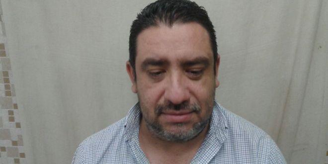 Capturan a Jorge Hernández por Lavado de Dinero