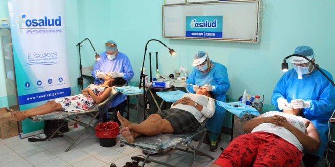 Más de mil atenciones en jornada médica dirigida a salvadoreños en BELICE