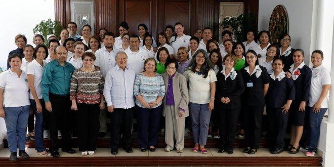Las enfermeras del Buen Vivir: pasión por servir al prójimo