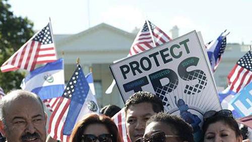 El Salvador enfocará esfuerzos con Congresopor TPS