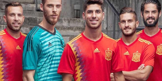 Selección española no presenta su nueva camiseta