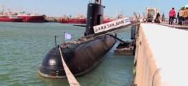 Sin rastros del submarino argentino perdido hace siete días