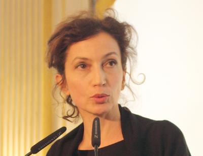 La francesa Audrey Azoulay es la nueva directora general de la UNESCO