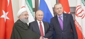 Rusia, Irán y Turquía reiteran su apoyo a la integridad territorial de Siria