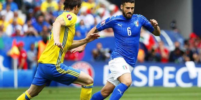 Italia a evitar la debacle ante Suecia
