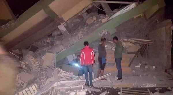 Al menos 61 muertos por el sismo en frontera Irán-Irak