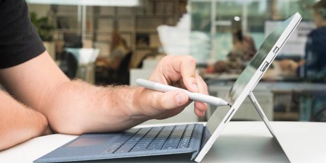 Una tablet con ambiciones:  la nueva Surface Pro a prueba
