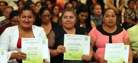 Ciudad Mujer gradúa nueva generación de técnicas en Conchagua