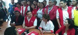 FMLN presenta documentación para inscribir candidatura por San Salvador
