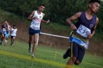 Los atletas de El Paisnal ya han tenido la oportunidad de competir en eventos oficiales de campo traviesa. Foto Diario Co Latino/ David Martínez.