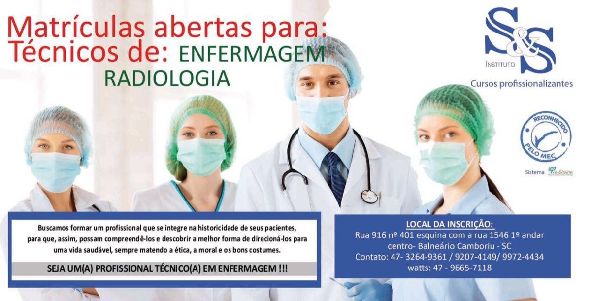 S&S Instituto, cursos profissionalizantes em Balneário Camboriú