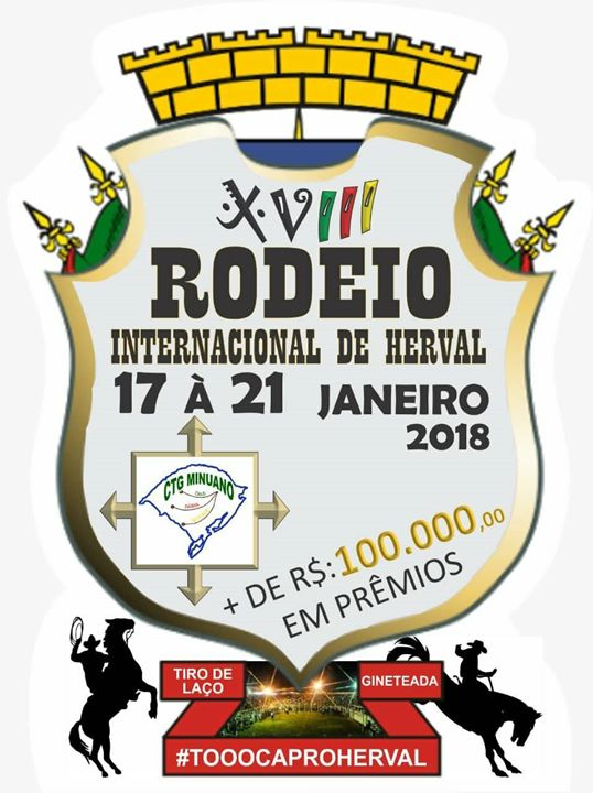 XVIII RODEIO INTERNACIONAL DE HERVAL
