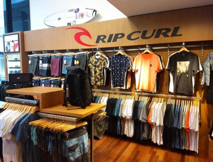 357f420988 Rip Curl inaugura loja no Balneário Shopping