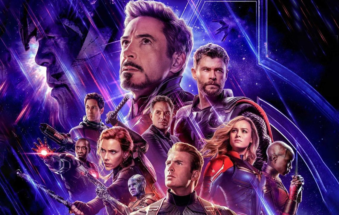Restam poucas vagas para assistir a estreia de Vingadores 4 no Itajaí Shopping