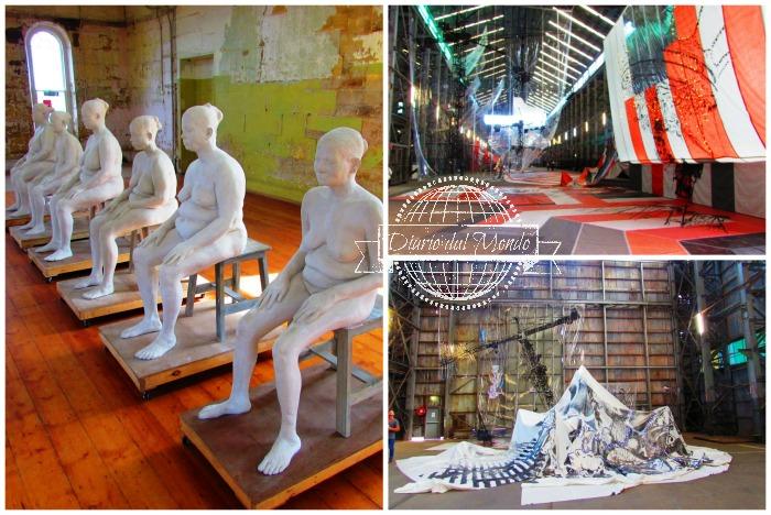 Biennale a Cockatoo Island