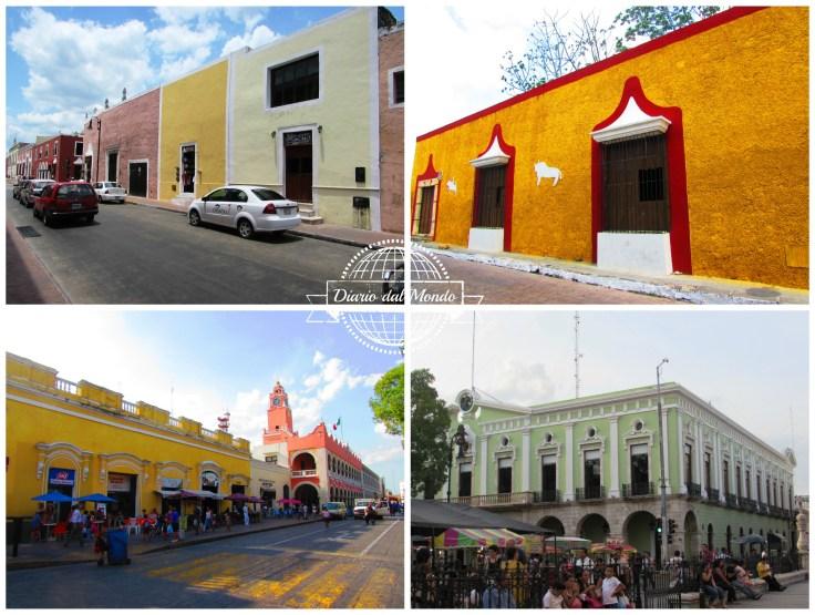 il colorato mondo delle città coloniali