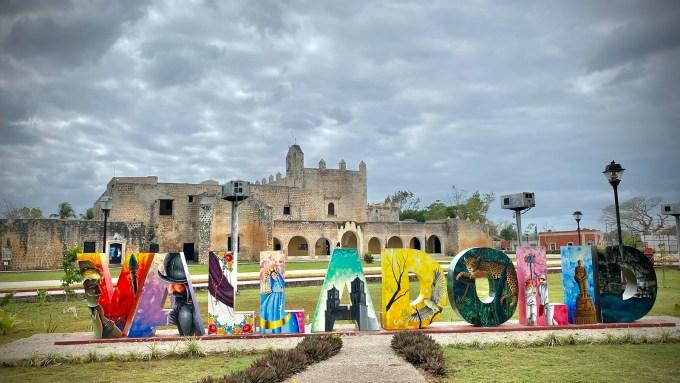 Messico coloniale Valladolid