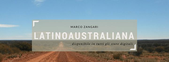 """Latinoaustraliana"" di Marco Zangari"