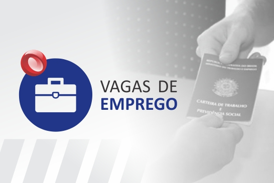 Vagas Sine Araxá: Terça - 24/01/2017