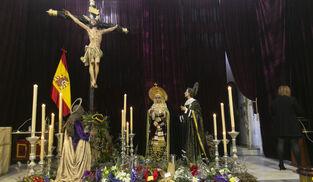 las Imágenes del viernes Santo