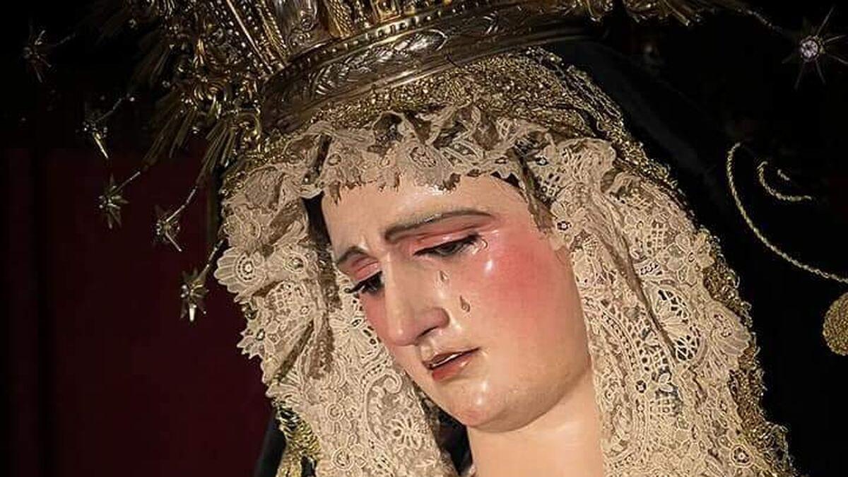 Nuestra Señora de los Dolores de Sanlúcar.