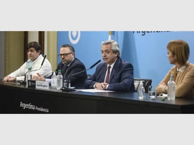 Qué dice el DNU que prepara el Gobierno para intervenir Vicentín - Vicentín SAIC Expropiación DNU LA INTERVENCIÓN DE VICENTIN Alberto Fernández