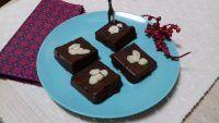 Brownie de batata y cacao