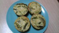 Bocaditos de verdura, receta para niños