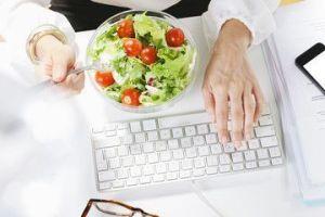 Vuelta al trabajo: comer en la oficina