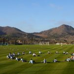 La Manga Club se ha convertido en un referente para concentraciones de equipos de fútbol (Imagen de archivo).