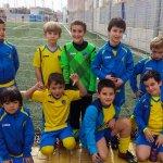 Los prebenjamines A del C.D. La Manga sufrieron una derrota por 8–3 en el Municipal Mediterráneo.