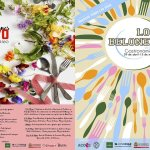 Carteles de los eventos que se celebran en Los Belones durante las Fiestas Patronales 2016.
