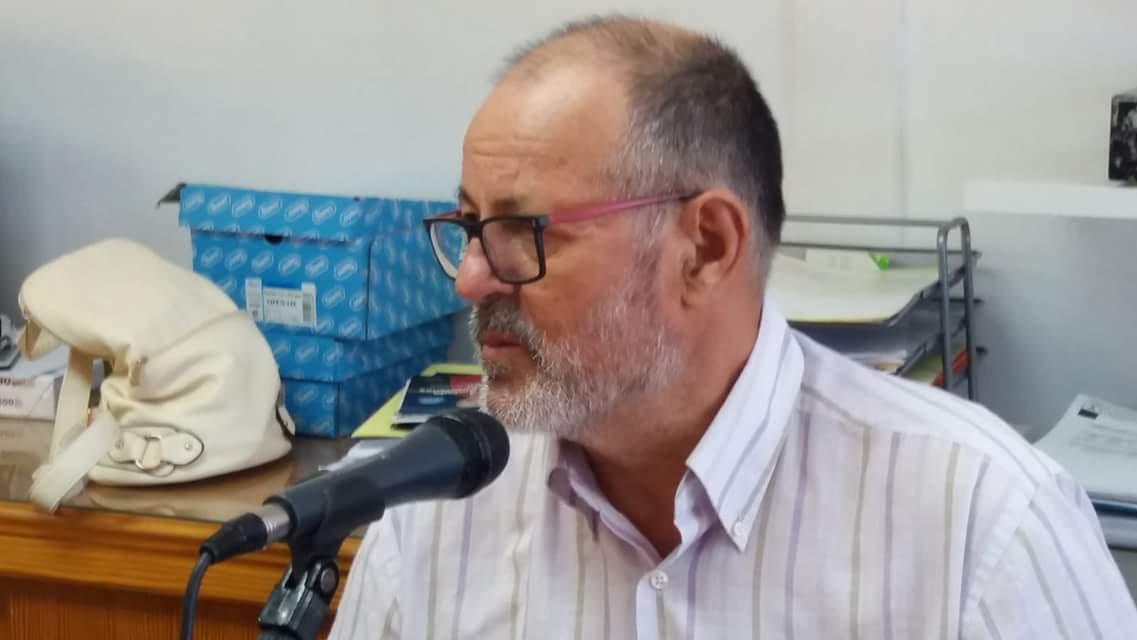 Dimite el patrón mayor de la Cofradía de Pescadores de San Pedro del Pinatar