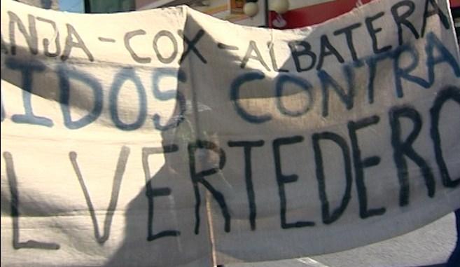 GranjaCoxAlbateraContraVertedero
