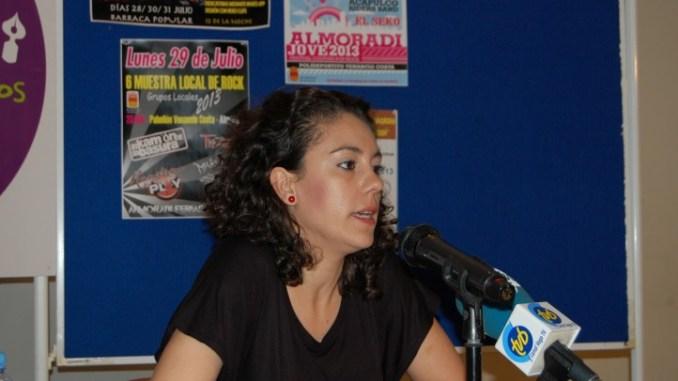 Isabel Martínez 10jul13