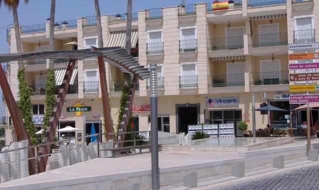 Benijófar Plaza de la Constitución