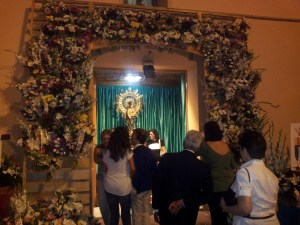 La Virgen del Pilar reparte devoción en la comarca