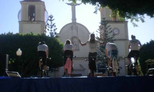 Spinning solidario Almoradí 21nov2013