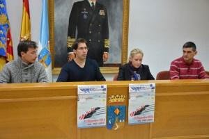 Torrevieja acoge el domingo día 15, la III Regata de Remo Blanco Fijo Mediterráneo de la Comunidad Valenciana