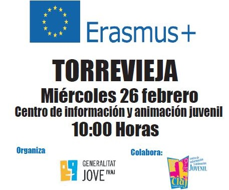 JORNADA ERASMUS TORREVIEJA
