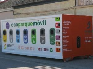 El ecoparque móvil estará disponible en Torrevieja desde el 3 de octubre