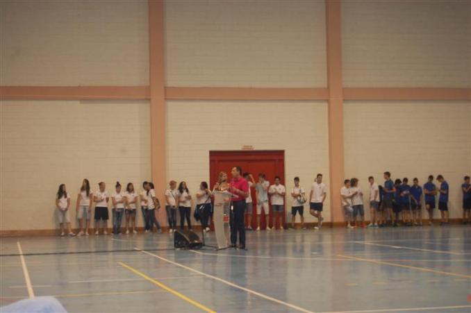 ALBATERA. CONCEJAL DE DEPORTES Y PRESIDENTE CLUB DE TENIS