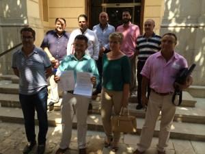 Alcaldes socialistas de la comarca solicitan que se haga una consulta ciudadana sobre el Plan Zonal