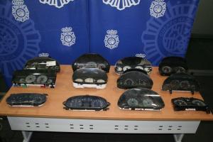 Detienen en Ciudad Quesada a parte de un grupo criminal que se dedicaba a manipular los cuentakilómetros de los vehículos