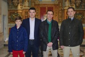 El Predimiento nombra a sus cargos para la Semana Santa 2015
