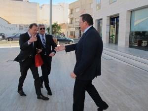 El embajador de Finlandia visita Torrevieja y Pilar de la Horadada