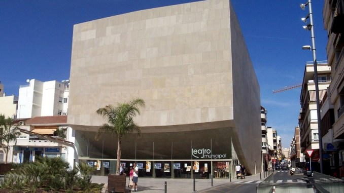 Auditorio vista externa