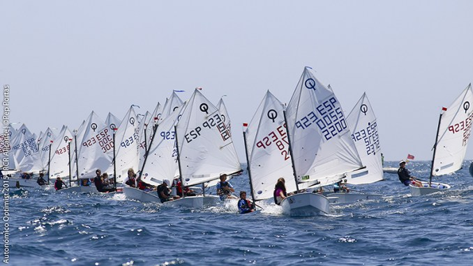 Optimist autonomico alicante mayo15
